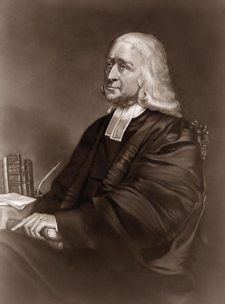 John Wesley, enjoying God