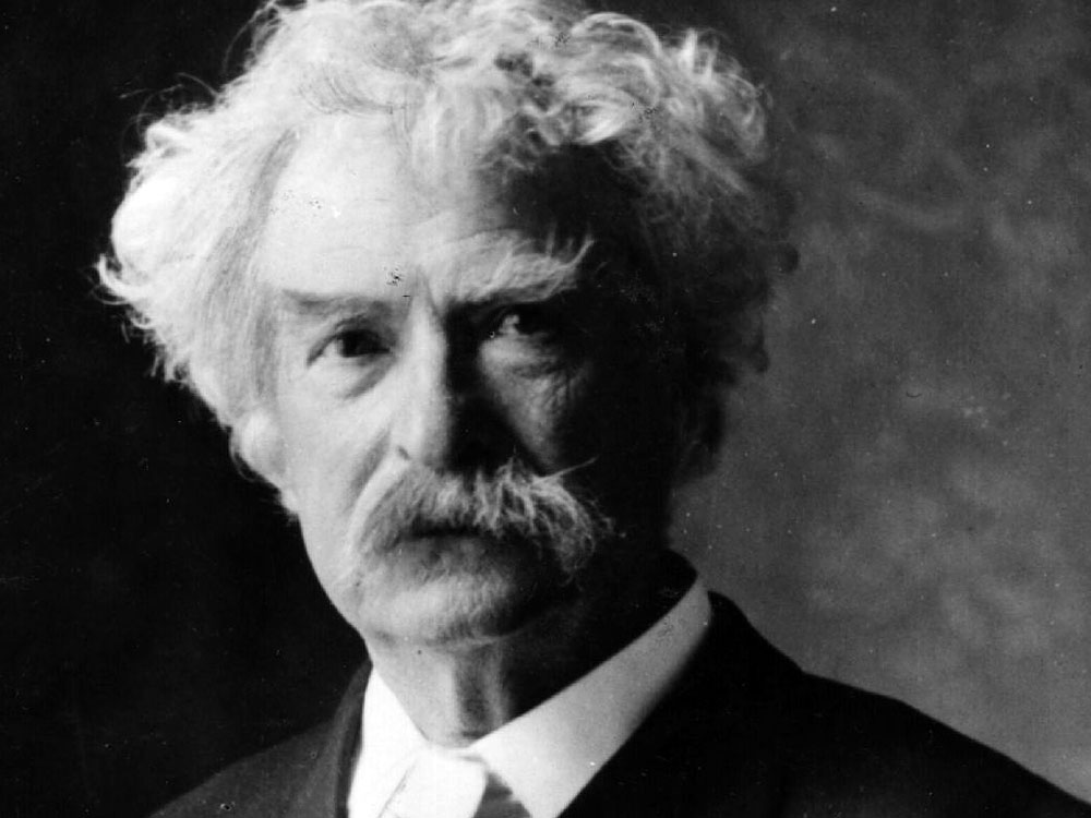 an introduction to the literature by mark twain New from the atlantic books: the mark twain collection  that the twain biographer ben tarnoff explores in his introduction to the collection.