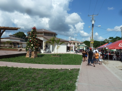 WELCOME CENTER, SAN IGNACIO, BZ