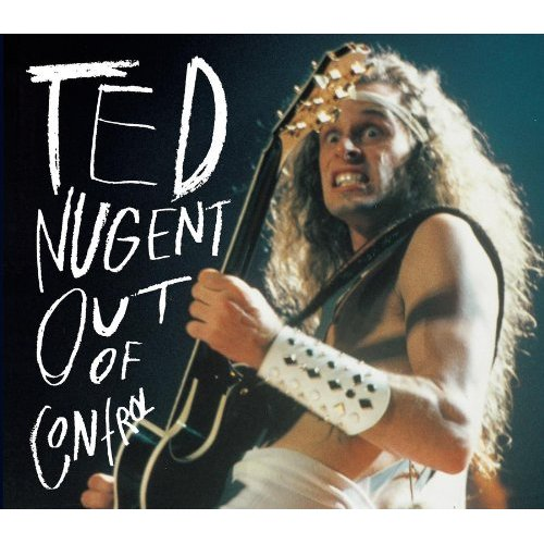 "FROM AMAZON PROMOTION OF THE 'OUT OF CONTROL"" ALBUM: After surpassing 6000 concerts in 2008, Ted is currently invading the USA on his, ""Trample the Weak, Hurdle the Dead"" summer tour 2010, visit WWW.TEDNUGENT.COM for more info. The incomparable guitar genius & firebreathing intensity of TED NUGENT have carved him a permanent place among the legends of rock. Hailing from Detroit, the guitarist's prodigious talents, earshattering volume &… Read more in Amazon's Ted Nugent Store"