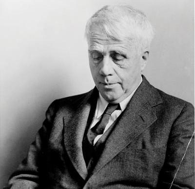 "Robert Frost struggled mightily with his ""shadow side,"" that darker side where we all have our little demons  to contend with. Gifted but tortured artists like Frost, who according to Jay Pirini was probably manic depressive, wrestle mightily with the demons that can drive them to kind of great timeless art and creativity that can bless us. From out of Frost's anguish came lasting ""sacramental poetry."""