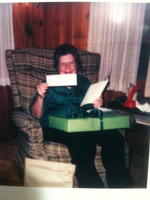 Goldie Gladine Chasteen McKay, RIP