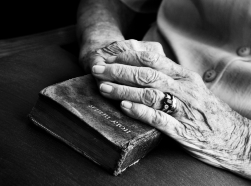 Becoming intimate with the Bible--and not just a few scriptures lifted from texts to justify what we want to believe about God--is not for the lazy Christian.