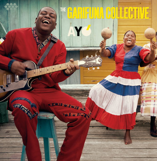 """The Garifanu Collective"" finds big, sold-out audiences at clubs and music festivals in U.S. and Canada. Their latest vid was recorded just down the street from yours truly here in River City."