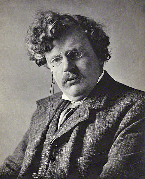 """Because of our need for the appearance of power and a firm conviction that we are right, we don't want to hear any of this paradoxical stuff. Faith knows and does not know at the same time."" -- Chesterton."
