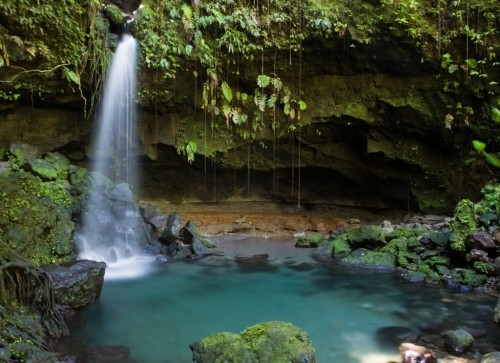 Just another Belizean swimming hole