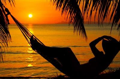 Just another Belizean hammock
