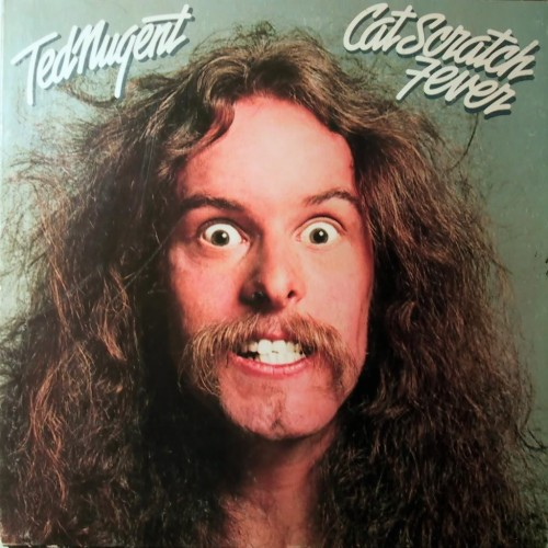 "This is Ted Nugent back in the day. Nugent is the Texas Republican activist, close pal and political cohort of such Texas Republican, uh, ""dignitaries"" as Gov. Rick Perry and Republican Governor-wannabe Greg Abbott. Seems that Abbott, who had Nugent on the campaign trail with him in Texas this past week, had no idea that Nugent is one of America's most high-profile racists and homophobes, not to mention an unapologetic rapist who once talk of his ""beautiful"" relationships with girls as young as 13. Yes, politics in my beloved Texas has come to this."
