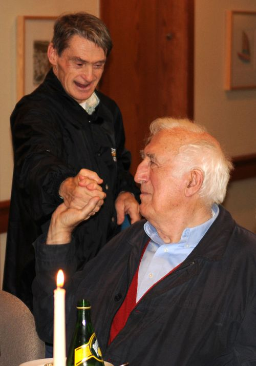 Just as his friend Mother Theresa dedicated her life to the poor, the Christian philosopher Vanier dedicates his life to the disabled.