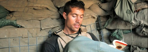 Fearless Journalist and man of deep faith, James Foley