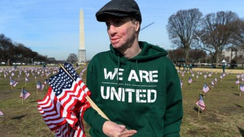 In March, veterans' groups planted almost 2,000 flags on the National Mall trying to call attention to the number of suicides by vets.