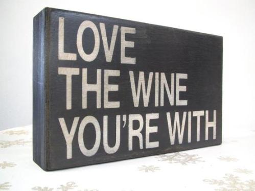 And in the immortal words of Crosby, Stills, Nash and Young . . . a word about love.