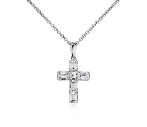 This tasteful diamond cross pendant is only $7,500, and scrubbed of  the blood of Jesus. I've no problem with the rich, as so many people of devout faith are generous and humble do such admirable good works with their wealth. My problem is with greed and excess, especially at the expense of the poor and powerless.