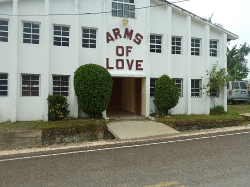 Arms of Love Church, San Ignacio