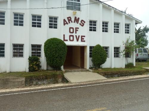 Arms of Love Church, San Ignacio