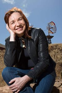 "It's a sad commentary on our times that Katharine Hayhoe, a conservative, devout Christian and scientist at ultra-conservative Texas Tech University routinely gets threats from other Christians who don't want to accept the science of man-made climate change. ""I personally get much more hate mail from Christians than I get from atheists, probably by a factor of 10. And I'm a Christian!"" she says."