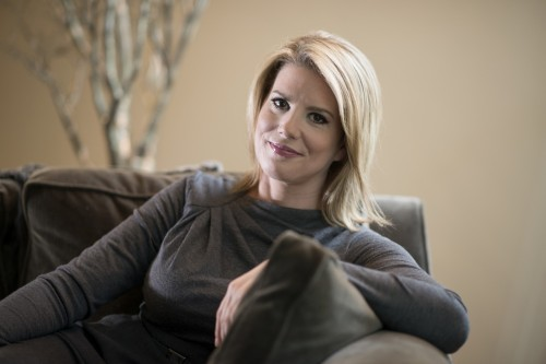 Kirsten Powers, a contrarian librul and ulrta-smart contributor to Fox News who has written a much-acclaimed book about how the political left is chilling free speech.