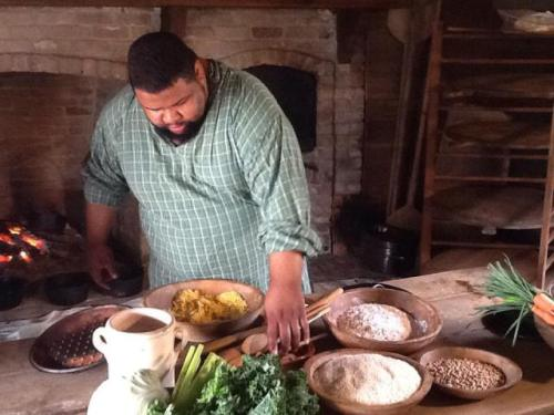 Culinary scholar Michael W. Twitty is one of the most interesting of today's food writers, with interests that range from African American and Jewish culture to all kinds of forgotten Americana.
