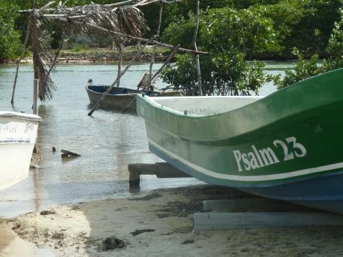 At Ambergris Caye, BZ