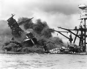 Today is Pearl Harbor Day, a time to remember.