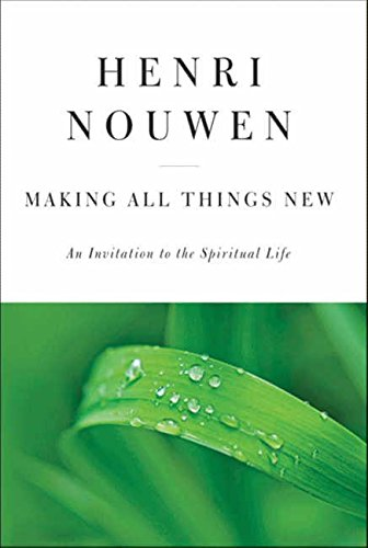 One of Henri Nouwen's many classic books on spirituality.