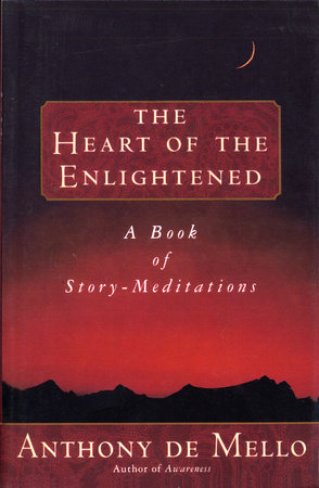 """We are like bears pacing in a cage. Even if the cage is removed, we keep pacing in the same timid limits. We are afraid to get out. And we think that the only way out is by endless striving and thinking."" -- From ""The Heart of the Enlightened"""