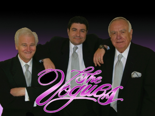 "The Vogues today. Unfortunately, they weren't in vogue long what with ""the British Invasion."""