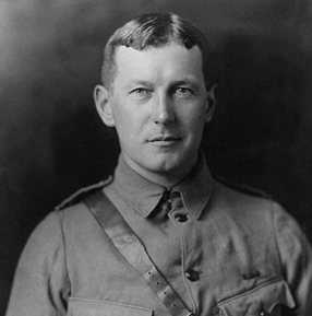 "The poet who penned the sadly beautiful ""In Flanders Fields"" was John McCrae, a Canadian."