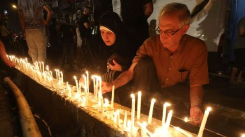 People in the long-suffering city of Baghdad in Iraq are in mourning. They suffer pain just like Americans and people everywhere do in the wake of massive carnage.