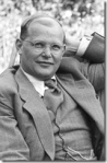 "Dietrich Bonhoeffer defined ""cheap grace"" in his classic book on discipleship."