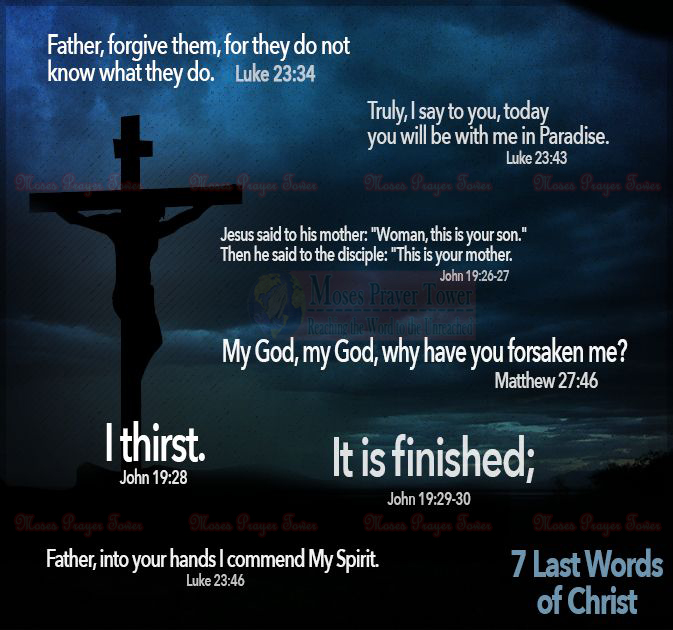 The Last Word Saying Of Christ Was Jesus Invoking Psalm 315 It A Jews Could Instantly Relate To